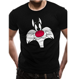Looney Tunes - Sylvester Face (T-SHIRT Unisex )