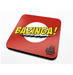 Big Bang Theory (The) - Bazinga Red (Sottobicchiere)