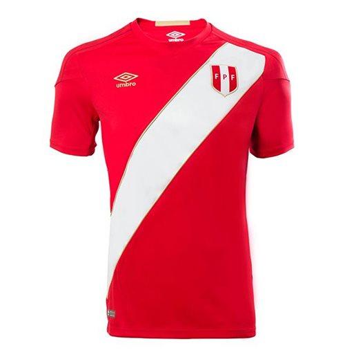 Maglia 2018/19 Perù calcio 2018-2019 Away