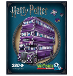 Wrebbit W3D-507 - Harry Potter - The Knight Bus (Puzzle 3D 280 Pz)