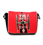 Star Wars - Tie Fighter Red (Borsa Tracolla)