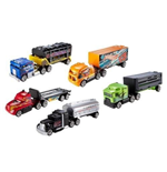 Mattel BFM60 - Hot Wheels - Camion Da Pista (Assortimento)