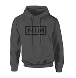 Felpa Nine Inch Nails CLASSIC BLACK LOGO