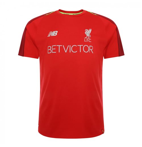 T-shirt Liverpool FC 2018-2019 (Rosso)