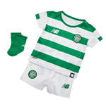 Kit da calcio per bambino Celtic Football Club 2018-2019 Home