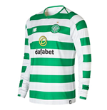Maglia Manica Lunga Celtic Football Club 2018-2019 Home