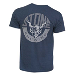T-shirt Stone Brewing Company Horns