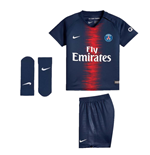Kit da calcio per bambino Paris Saint-Germain 2018-2019 Home