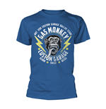 T-shirt Gas Monkey Garage Lightning Bolts