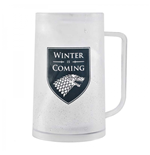 Game Of Thrones - Winter Is Coming (Boccale Sagomato)
