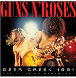 Vinile Guns N' Roses - Deer Creek 1991 Vol.1 (2 Lp)