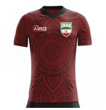 T-shirt Iran calcio 2018-2019 Away