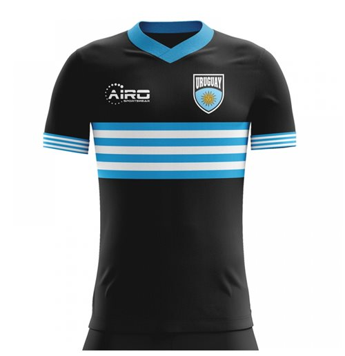 T-shirt Uruguay calcio 2018-2019 Away