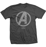 Marvel Comics - Avengers Infinity War A Icon (T-SHIRT Unisex )
