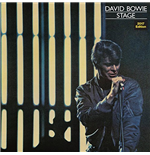 Vinile David Bowie - Stage (3 Lp)