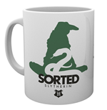 Harry Potter - Sorted Slytherin (Tazza)
