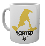 Harry Potter - Sorted Hufflepuff (Tazza)