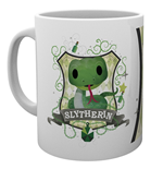 Harry Potter - Slytherin Paint (Tazza)