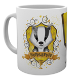 Harry Potter - Hufflepuff Paint (Tazza)
