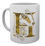 Harry Potter - Hufflepuff Monogram (Tazza)