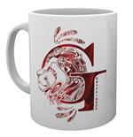 Harry Potter - Gryffindor Monogram (Tazza)