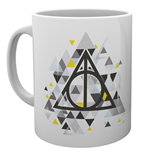 Harry Potter - Deathly Pixels (Tazza)