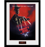 Nightmare On Elm Street - The Final Nightmare (Stampa In Cornice 30x40cm)
