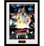 Nightmare On Elm Street - Dream Master (Stampa In Cornice 30x40cm)