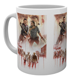 Walking Dead (The) - Season 8 Illustration (Tazza)