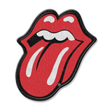 Toppa The Rolling Stones - Design: Classic Tongue
