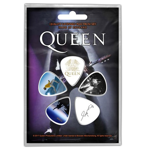 Set Plettri Queen - Brian May