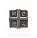 Spilla My Chemical Romance - Design: Cross