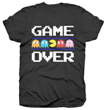 T-shirt Pac-Man da uomo - Design: Game Over