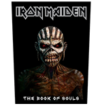 Toppa Iron Maiden - Design: The Book Of Souls