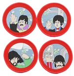Toppa The Beatles - Design: Yellow Submarine Cartoon Port Hole