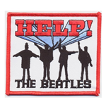 Toppa The Beatles - Design: Help!
