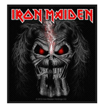 Toppa Iron Maiden - Design: Eddie Candle Finger