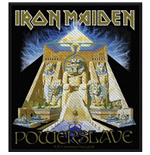 Toppa Iron Maiden - Design: Powerslave