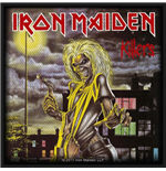 Toppa Iron Maiden - Design: Killers