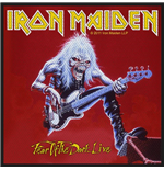 Toppa Iron Maiden - Design: Fear of the Dark Live