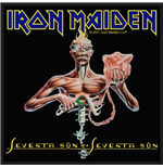 Toppa Iron Maiden - Design: Seventh Son