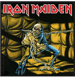 Toppa Iron Maiden - Design: Piece Of Mind