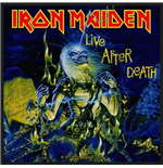 Toppa Iron Maiden - Design: Live After Death