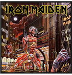 Toppa Iron Maiden - Design: Somewhere Back In Time