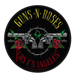 Toppa Guns N' Roses - Design: Los F'N Angeles