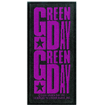 Toppa Green Day - Design: Purple Logo
