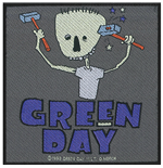 Toppa Green Day - Design: Hammer Face