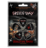 Plettro Green Day - Design: Revolution Radio