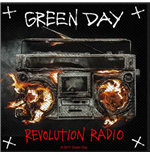 Toppa Green Day - Design: Revolution Radio