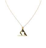 Legend Of Zelda (The) - Triforce Pendant Gold (Collana)